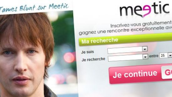 James Blunt en interview exclusive sur Meetic