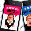 Appli iPhone Nanas vs Mecs